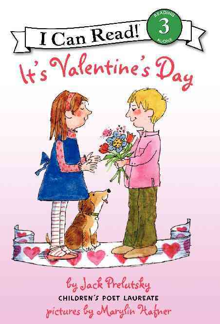 It's Valentine's Day! By Prelutsky, Jack/ Hafner, Marylin (ILT)